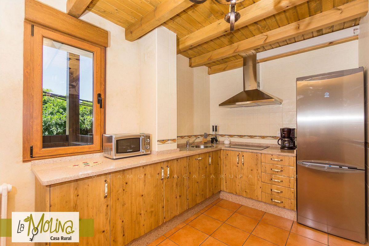 La casa rural - Cocina casa rural ...